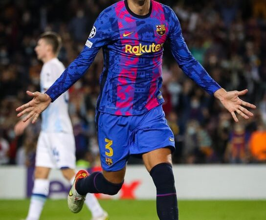 Barcelona sobrevive en Champions League con su victoria ante Dinamo de Kiev