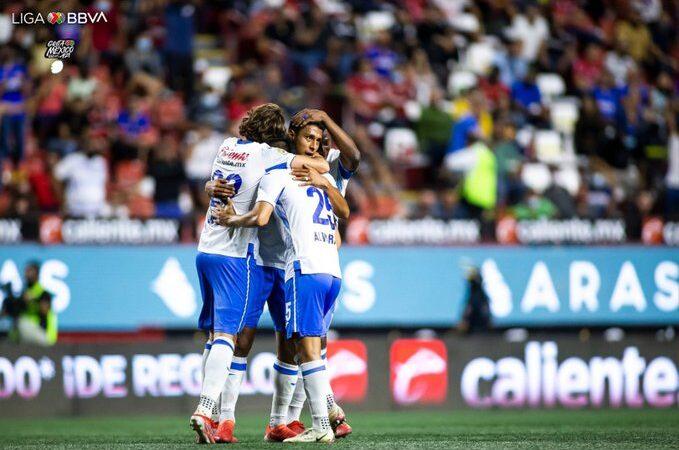 Cruz Azul regresa a la senda del triunfo tras vencer al Tijuana