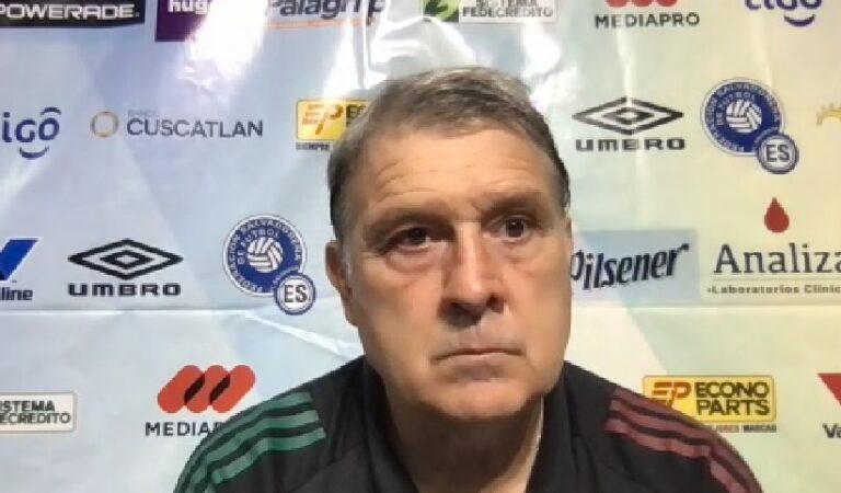 """Gerardo Martino: """"Hemos sabido jugar de local y visitante"""""""